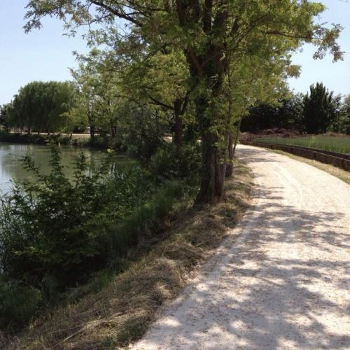 La pista ciclabile: alla scoperta del territorio del Piave