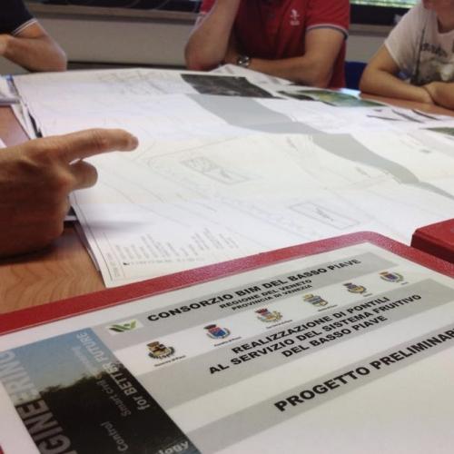 La struttura: lo statuto e l'organigramma del consorzio